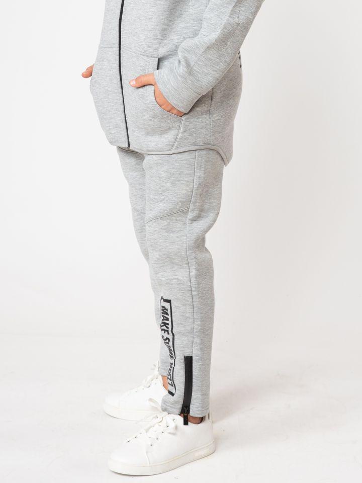 מכנסי פוטר עם רוכסנים