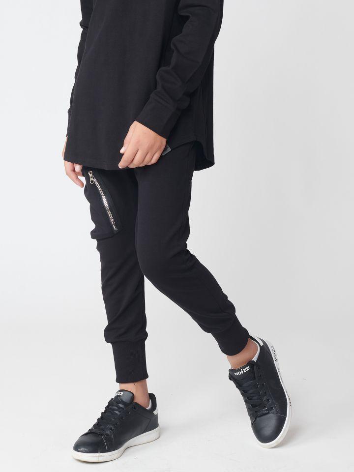 מכנס פוטר עם כיס