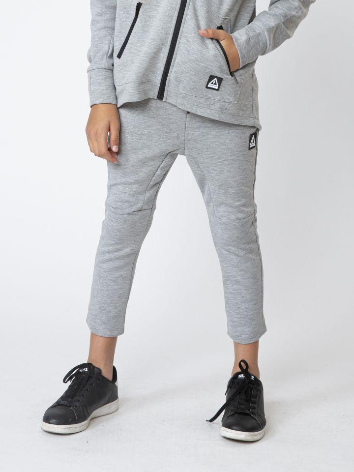 מכנסי פוטר עם פאץ` סיליקון