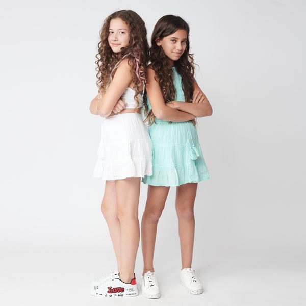 שמלות וחצאיות