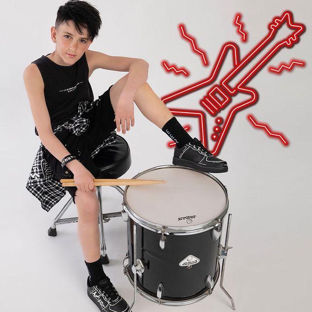 Rock & Roll style 🥁⚡️